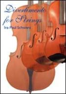 DIVERTIMENTO FOR STRINGS - Ira-Paul Schwarz
