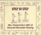 01: STEP BY STEP - Anita Honeyman