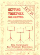 12: GETTING TOGETHER FOR CHRISTMAS SET 10 - Anita Honeyman
