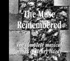 THE MUSE REMEMBERED - Henry Hardy